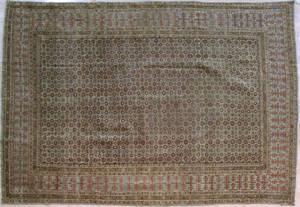 Roomsize Persian carpet ca 1910