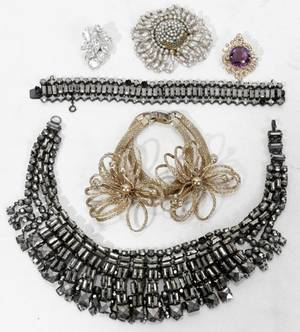 071274 MIRIAM HASKELL NAPIER  OTHER COSTUME JEWELRY