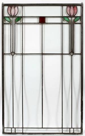 ART GLASS STAINED GLASS WINDOW