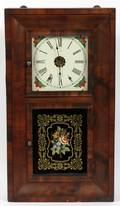 JEROME  CO EIGHTDAY WALL CLOCK