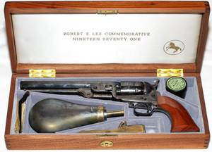 COLT MODEL 1851 NAVY ROBERT E LEE COMMEMORATIVE