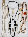 GIVENCHY TRIFARI  OTHERS COSTUME JEWELRY 13 PIECES