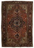 Roomsize Heriz rug ca 1920