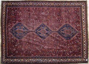 Kilim throw rug