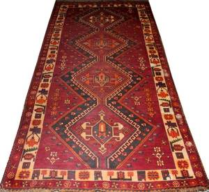 TURKISH HAND WOVEN CARPET