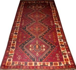 TURKISH HAND WOVEN CARPET