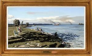 CONSTANCE COLEMAN RICHARDSON OIL 1956