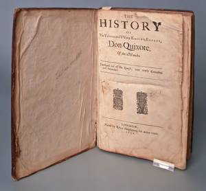 Miguel De Cervantes Saavendra  The History of the Valorous and WittyKnightErrant Don Quixote of the Mancha