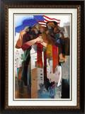 AFTER HESIAM ABRISHAMI GICLEE ON CANVAS