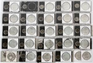 ISRAELI 900 SILVER COINS 1971 25 PIECES