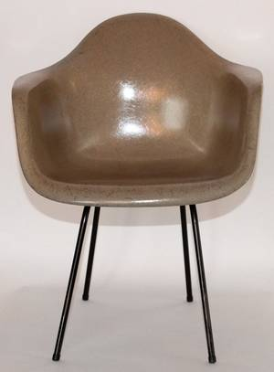 CHARLES  RAY EAMES FOR HERMAN MILLER SHELL CHAIR