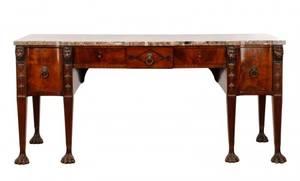 Impressive Regency Period Mahogany Sideboard