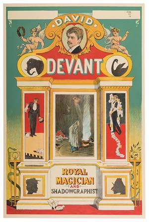 Devant David David Wighton David Devant Royal