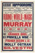 Murray George Round the World in Magic Murray