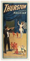 Thurston Howard Thurston the Great Magician Arrow