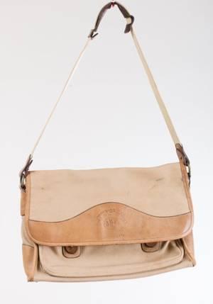Marley Hodgson Designed Ghurka Messenger Bag