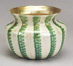 KewBlas Art Glass Vase