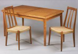 Drylund Dining Table and Five Chairs