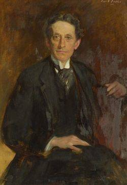 Emil Fuchs American 18661929 Portrait of Forbes Robertson