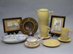 Thirteen Assorted Wedgwood Ceramic Items