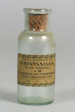 Shaker Medicine Bottle