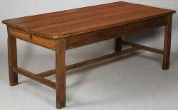 French Provincial Pine Kitchen Table