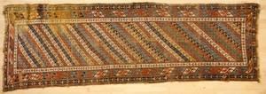 Three Caucasian long rugs