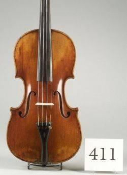 Viennese Violin Michael Stadlmann c 1790