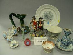 Large Lot of Decorative Table Items