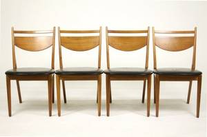 Set of 4 Stanley Young Glenn of California Chairs