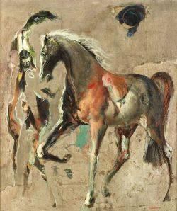 Jon Corbino ItalianAmerican 19051964 Centurians Horse