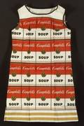 After Andy Warhol American 19281987 The Souper Dress