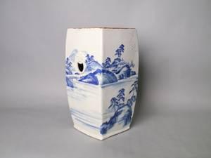 Chinese porcelain garden seat