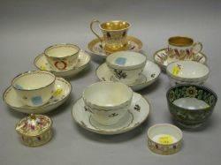 Group of English and European Ceramics