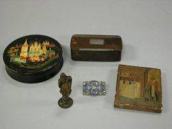 Group of European Decorative Articles