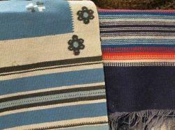 Two Native American Weavings