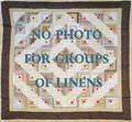 Group of old linens