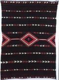 Navajo Late Classic Moki Blanket
