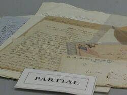Group of 19th century Correspondence