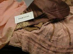 Large Group of 19th Century Womens Dresses Gown Outfits Etc