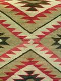Southwest Native American Navajo Wool Weaving