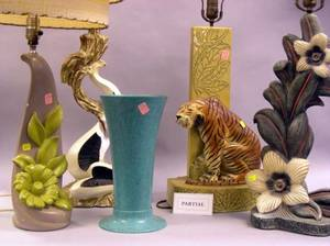 Group of Assorted Decorative Collectible and Theatrical Items