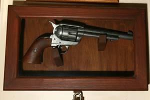 Colt Pistol in Box