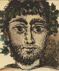 After Pablo Picasso Spanish 18811973 Le Faune