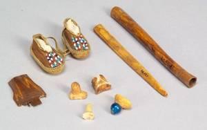 Eight Inuit Items