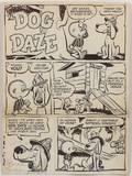 Walt Kelly American 19131973 Dog Daze