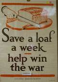 Two WWI Era Lithograph Posters
