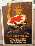 Three WWI Era Lithographed Posters
