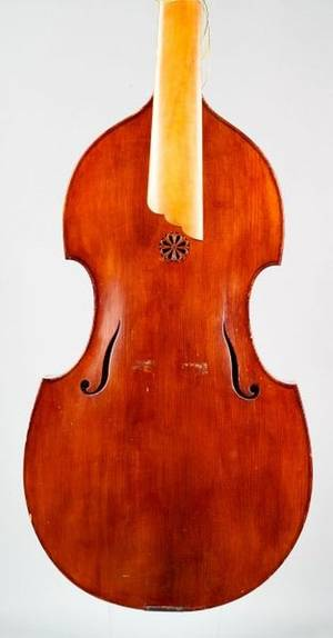 German Viola da Gamba Ernst Steiber Tubingen 1965