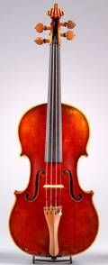 American Violin Jerome Bonaparte Squier Boston 1893